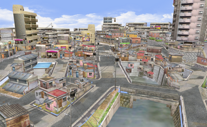 MMD BTA City by amiamy111