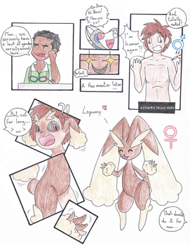 Lopunny TFTG by Thwill