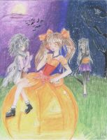 Halloween 2012 by NeverGiveUp22