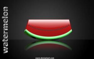 watermelon by ozyre