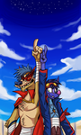 Pierce the Heavens! by FatalSyndrome