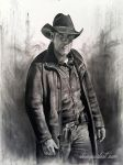 The Sheriff by stevegoad
