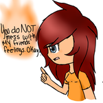 So Dont You Even Dare Use That Excuse On Me by ChickenNuggetGalaxy