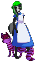 Go ask Alice-PC by Cervides
