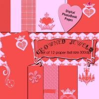 Crowned Jewels 8x8 Kit by NolaOriginals