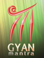 Logo for GyanMantra by musical-ecstasy