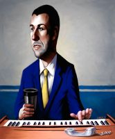 Adam Sandler Punch-Drunk Love by infernovball