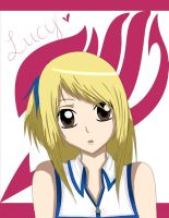 Fairy Tail: Lucy by Aihna