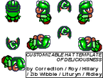 Hat for xmas hats for Graal Online: Submission 4 by rnkwjiq