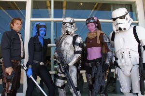 Star Wars SDCC 2011 by Pereprin