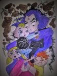 Nobody Mess with my kids! by nymeriadire