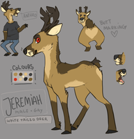 Jeremiah ref by fqs
