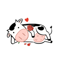 Love Cow by DeviouslyMoo