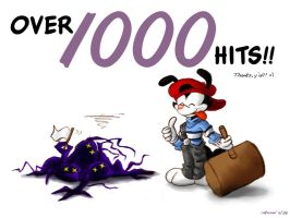 1000+ Hits by rakumel