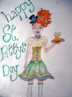 St. Patty's Day! by Readmeabook21