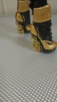 Kato's Steam Punk Shoes! by midnightstrinkets