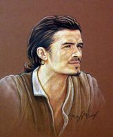 Will Turner by mjmjedi