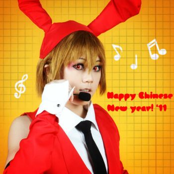 Timer : Bunny New Year by tsuyin