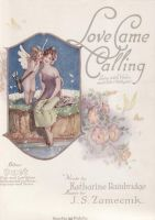 Love Came Calling by HauntingVisionsStock