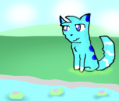 Contest Entry For Shine-Cat by MossySparkle