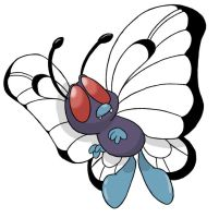 012 - Butterfree by Winter-Freak