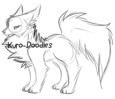 Fwuffie by Kuro-Doodles