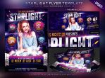 Starlight Flyer Template by ranvx54