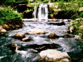 Falls by firesign24-7