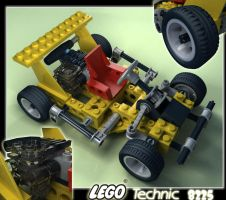 LEGO TEchnic m.no. 8225 by zipper