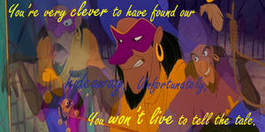 Clopin Signature by IntelligentWolf