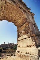 Arch of Titus I by erman-y