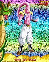 DBCU Super Buu Absorbed Gotenks by cdzdbzGOKU