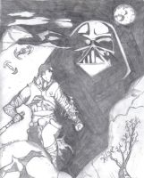 Star Wars: The Force Unleashed by francobug