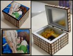 Spirited Away Music Box by silverz777