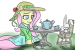 Tea Time by MidnightQuill