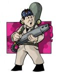 Ray Stantz Pro Ghostbuster by anthonymarques