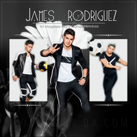 JAMES RODRIGUEZ PNG Pack #6 by LoveEm08