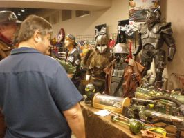space city con w Fallout houston 2 by drnightshade