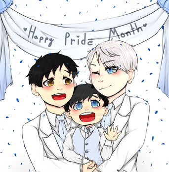 Happy Pride Month Everybody! by Jada-chan456