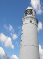 Nash Point Lighthouse by Kevin-Welch