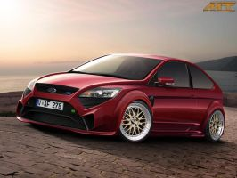 Ford Focus RS by RDJDesign