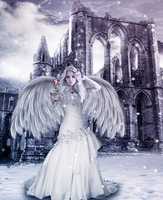 Ice Angel by Autumns-Muse