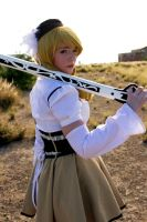 Mami Tomoe by AlicesRainbow