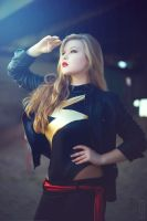 Miss Marvel cosplay by Okani1995