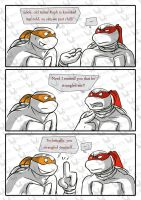 TMNT SAINW Broken Hope 14 by Dragona15