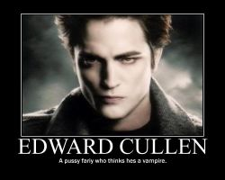 EDWARD CULLEN by KND-Numbuh19