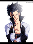 Fairy Tail 426 - Gray Fullbuster by Uendy