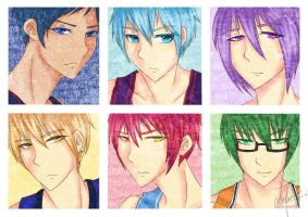 Kiseki No Sedai by Winooon