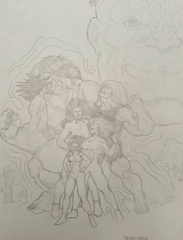 SheHulk Cover Idea by Phillymon75
