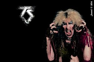 twisted sister wallpaper by sanmi